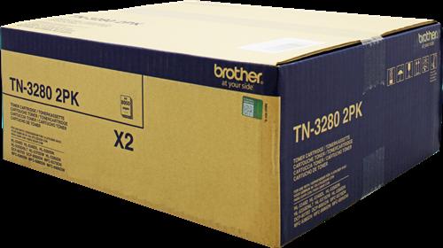 Brother TN3280TWIN