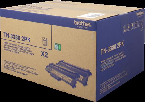 Brother TN3380TWIN