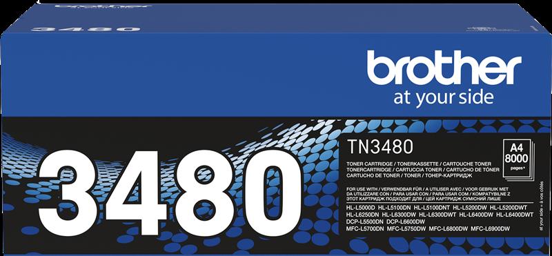Toner Brother TN-3480