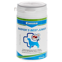 Canina Barfer's Best Junior