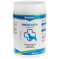 Canina Knoblauch Tabletten