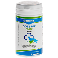 Canina Dog Stop Forte Tabletten - 60 Stück (14230 9)