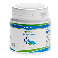 Canina Petvital Biotin-Tabs - 100g (70200 8)