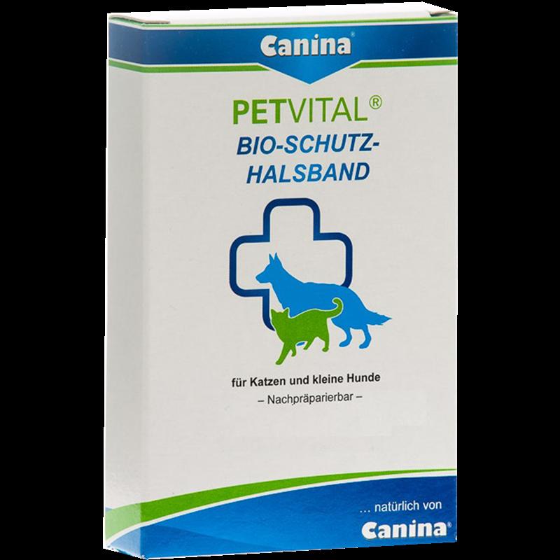 Canina Petvital Bio-Schutz-Halsband - 35 cm, für Katzen & kleine Hunde (74142 7)