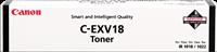 Tóner Canon C-EXV18