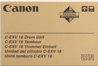 Unidad de tambor Canon C-EXV18drum
