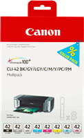 Multipack Canon CLI-42