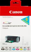 zestaw Canon CLI-42