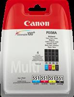 zestaw Canon CLI-551 CMYBK
