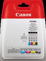 Multipack Canon CLI-571