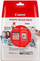 Value Pack Canon CLI-581 XL Photo Value Pack