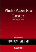 Fotopapier Canon LU-101 A4