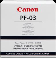 Cabezal de impresión Canon PF-03