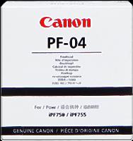 Cabezal de impresión Canon PF-04