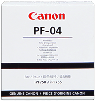 Drukkop Canon PF-04