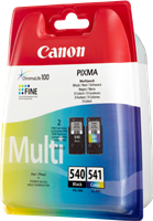 Multipack Canon PG-540 + CL-541