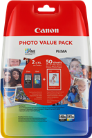 Value Pack Canon PG-540XL CL-541XL Photo Value Pack