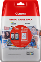 Value Pack Canon PG-545XL CL-546XL Photo Value Pack