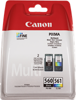 Multipack Canon PG-560 + CL-561