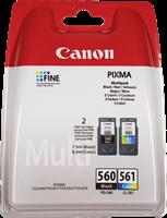 zestaw Canon PG-560 + CL-561