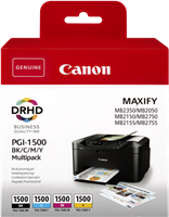 Multipack Canon PGI-1500