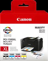 Multipack Canon PGI-1500 XL