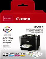 zestaw Canon PGI-2500 multi