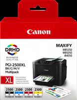 zestaw Canon PGI-2500 XL multi