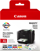 Multipack Canon PGI-2500 XL