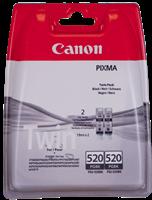 Multipack Canon PGI-520BK TwinPack