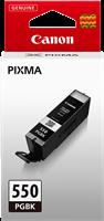 Cartouche d'encre Canon PGI-550pgbk