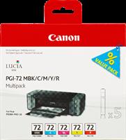 Multipack Canon PGI-72