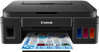 Impresoras multifunción Canon PIXMA G3501