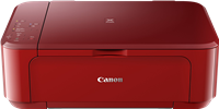 Dispositivo multifunzione Canon PIXMA MG3650 rot