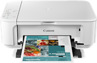 Dispositivo multifunzione Canon PIXMA MG3650 Weiß