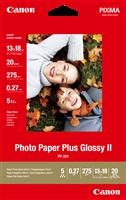 Papel de foto Canon PP-201 13x18