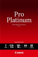 Photo - papier Canon PT-101 A4