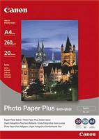 Papel de foto Canon SG-201 A4