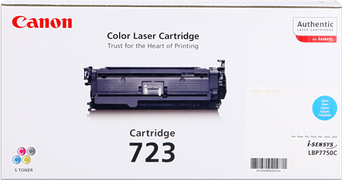Canon LBP-7750Cdn 723c