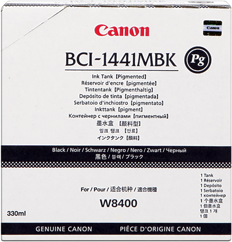 Canon BCI-1441mbk