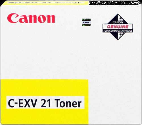 Canon C-EXV21y
