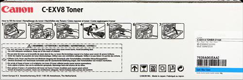 Canon C-EXV8c