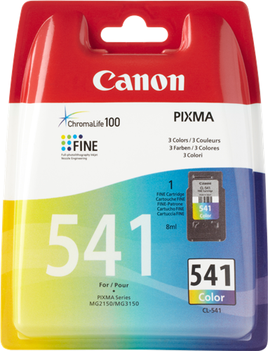 Canon MG3650 CL-541