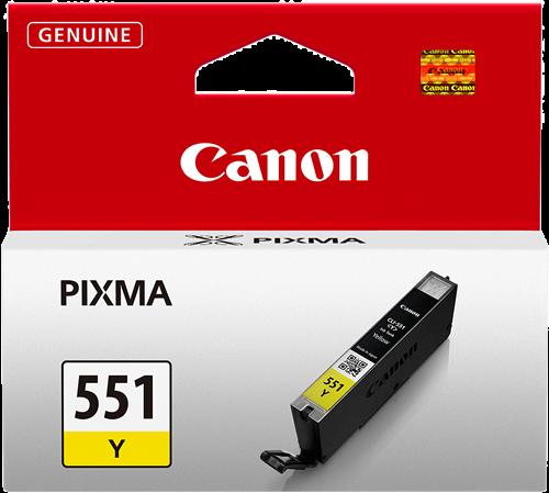 Canon CLI-551Y 6511B001