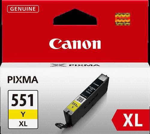 Canon CLI-551y XL