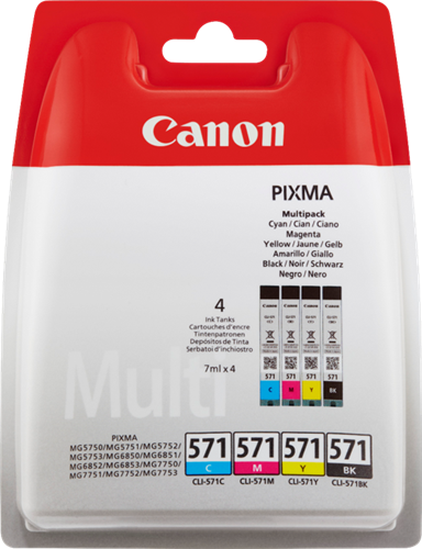 Canon MG5750 CLI-571 Multi