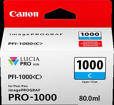 Canon iPF PRO-1000 PFI-1000c