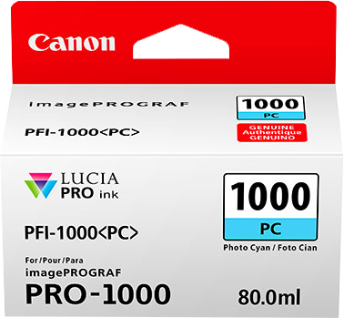 Canon PFI-1000pc