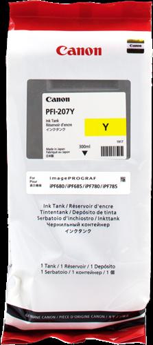 Canon PFI-207y