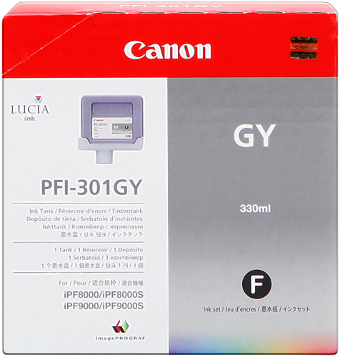 Canon PFI-301gy